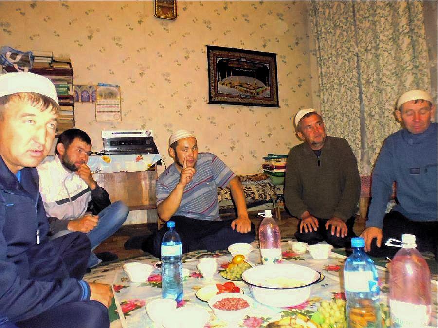 мечеть Тупаково