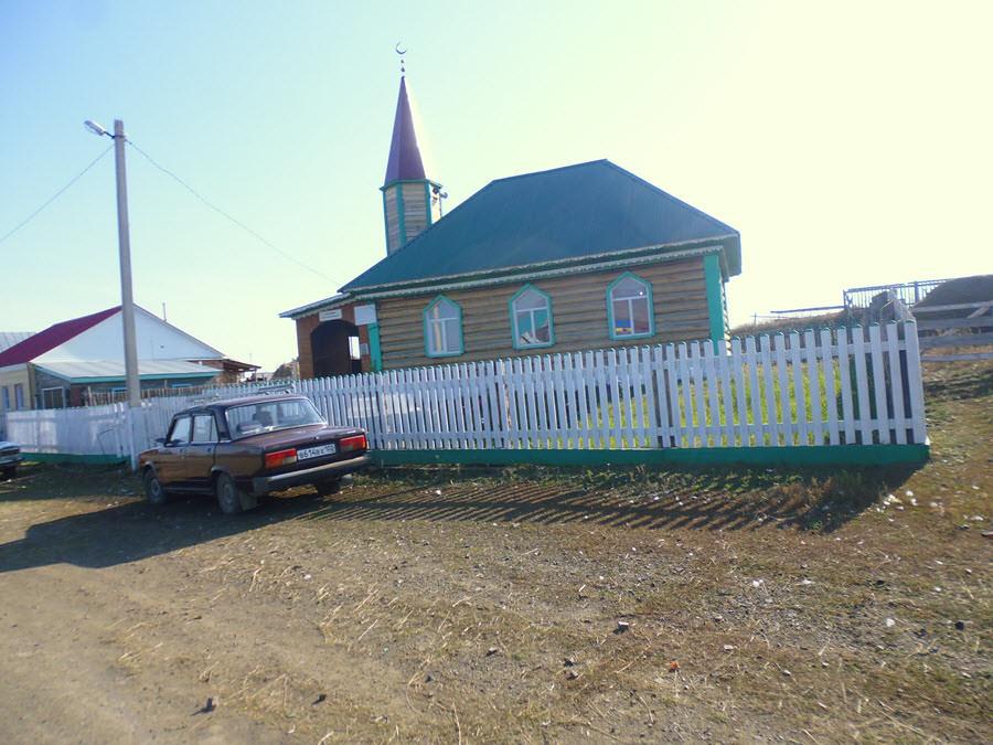 мечеть Таштимерово