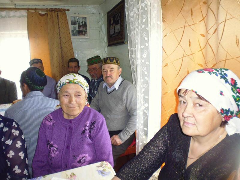 деревня Аумешево