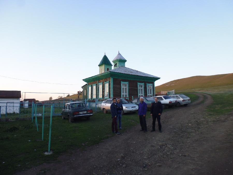 деревня Тупаково