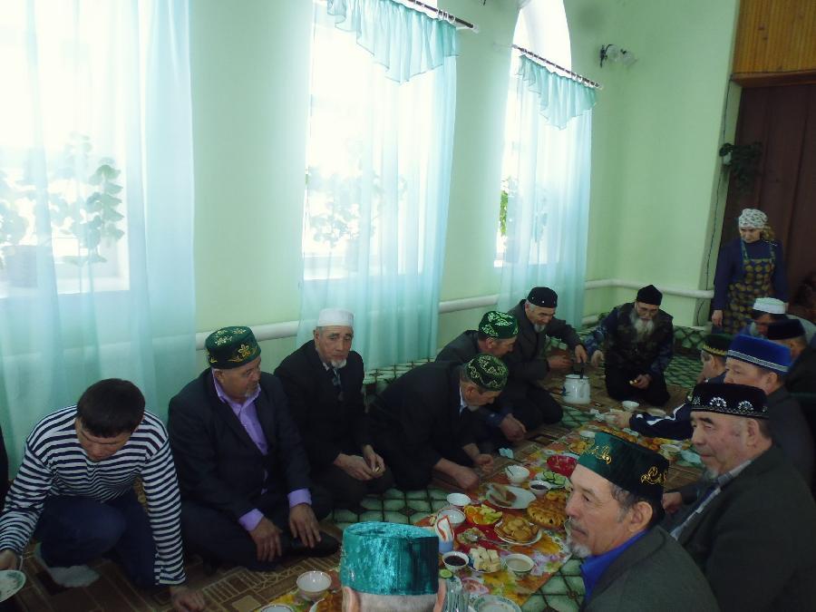 имамы хатыйбы Зауралья Башкортостана