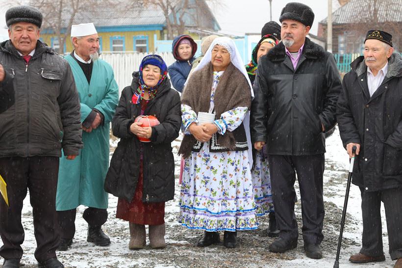 мусулманки Абзелиловского района