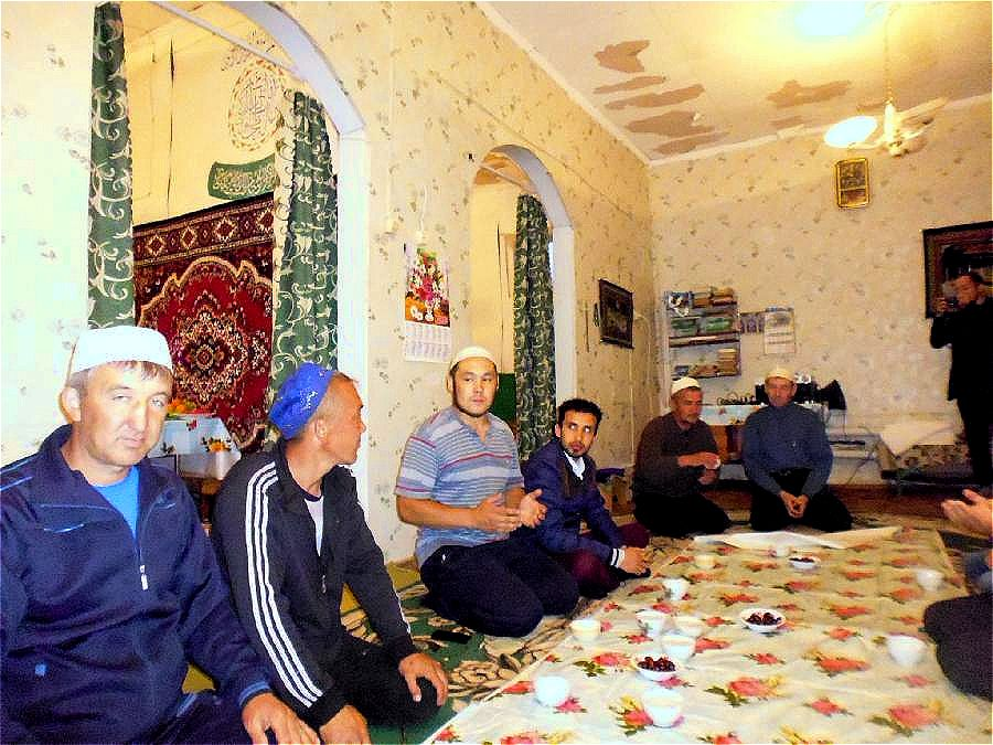 Тупаковский мечеть