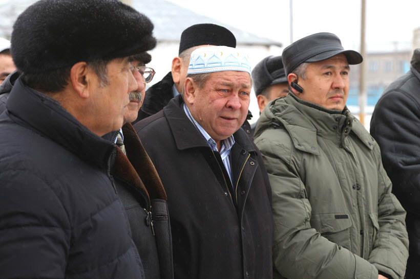 жители мусульмане Абзелилово