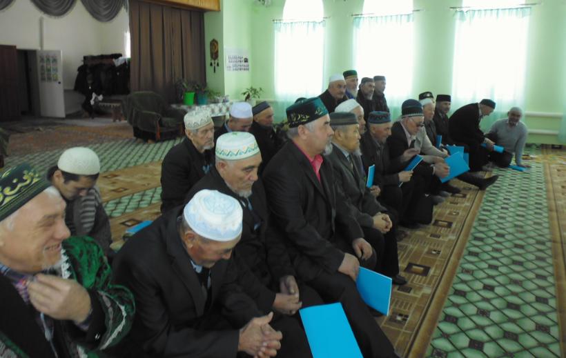 имамы мечетей Абзелиловского района на сходе