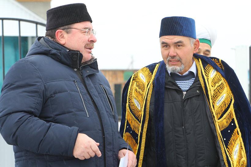 имам Абзелиловской мечети