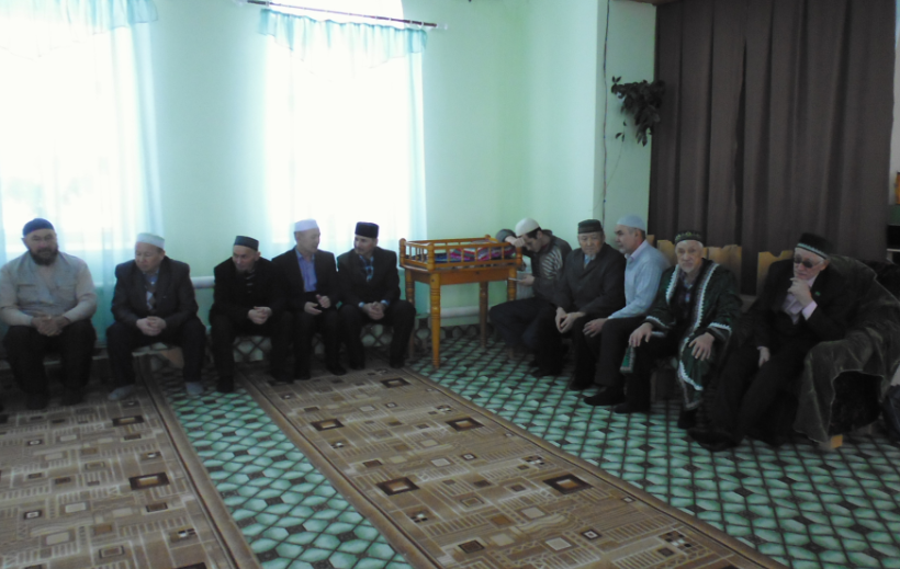 имамы мечетей района