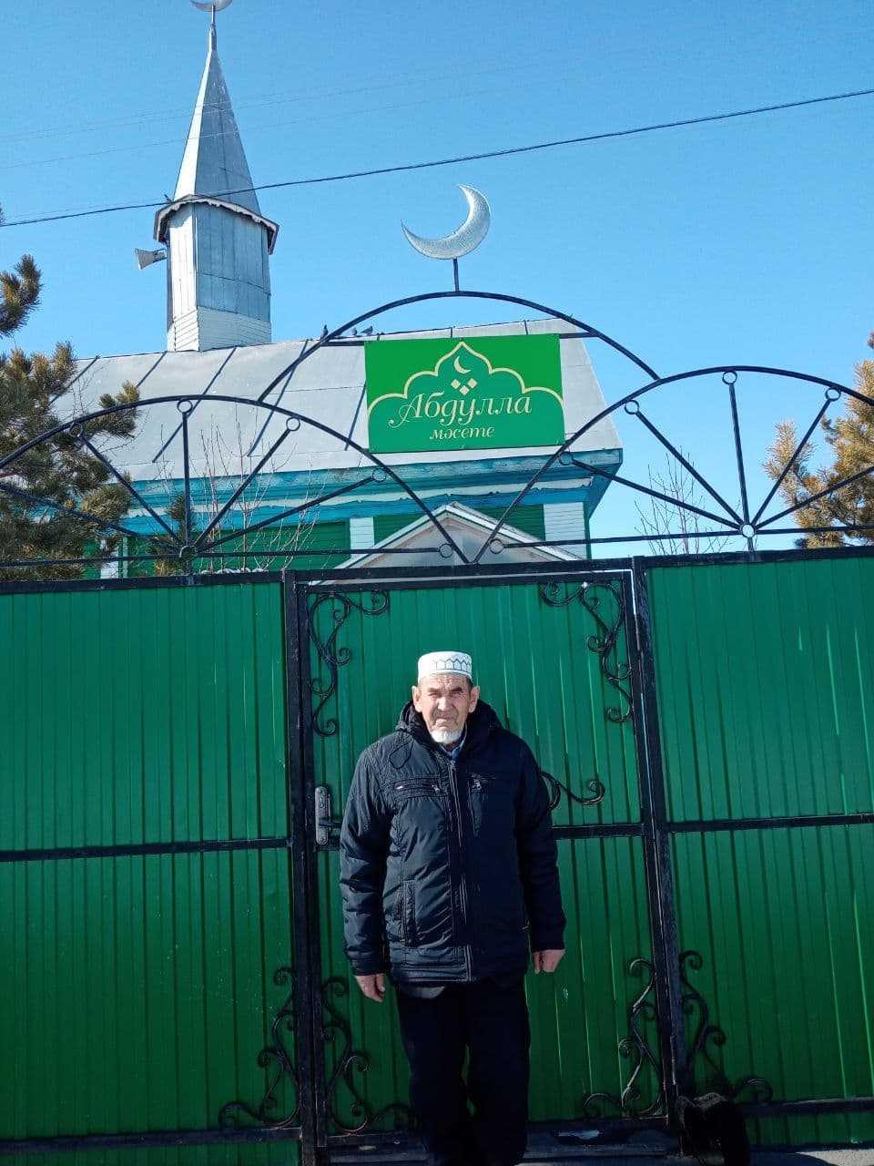 Ишбулды ауылы мәсетенең имамы