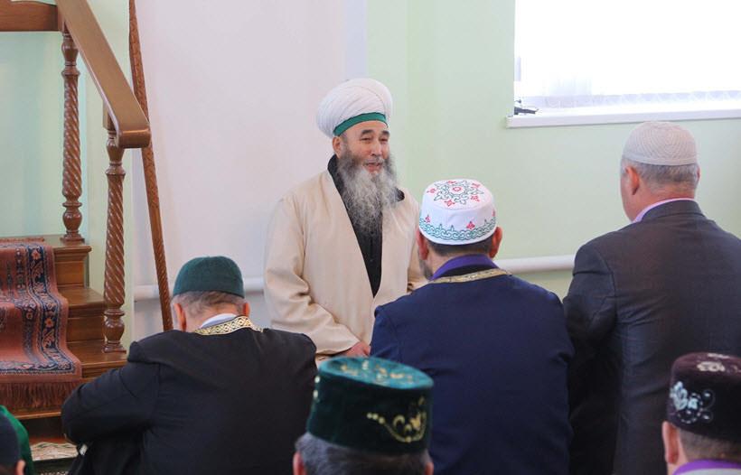 имам-мухтасиб Абзелиловского района
