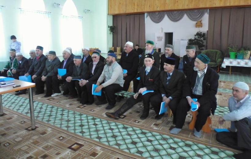 муллы имамы Абзелиловского района