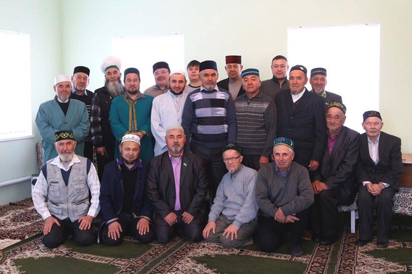 мусульмане Абзелиловского района